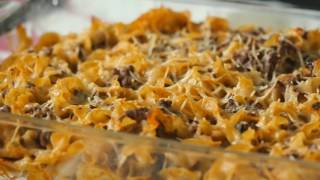 Amish Country Pasta Casserole