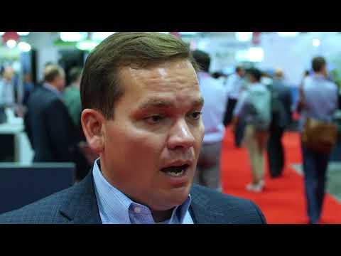 Deloitte Consulting's Brett Davis interviewed at Strata Data Conference
