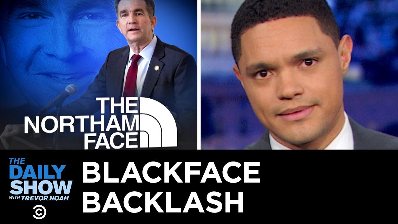 Ralph Northam's 1984 Blackface Explanation Is a Racism Dumpster Fire | The Daily Show