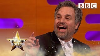 Why Mark Ruffalo's Avengers spoiler was actually genius! | The Graham Norton Show - BBC