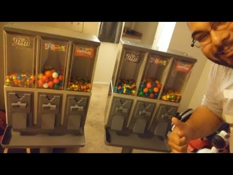 Cheap $100 Vending Machine Review Vendstar 3000 Triple Head Machine
