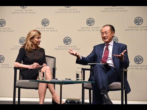 World Bank President Jim Yong Kim on Gender Equality