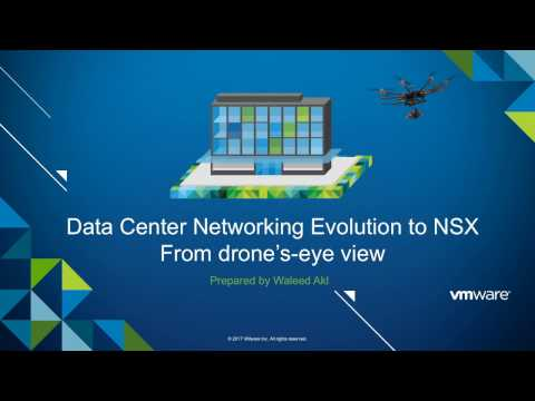 VMware SDDC in 3D Powered by VMware NSX