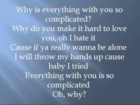 Rihanna  Complicated With Lyrics New album 2010