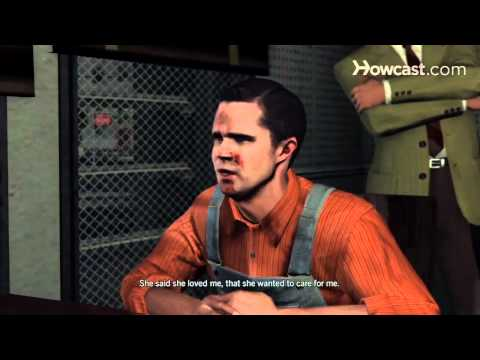 "L.A. Noire Walkthrough Part 61: ""The Studio Secretary Murder"" (6 of 7)"