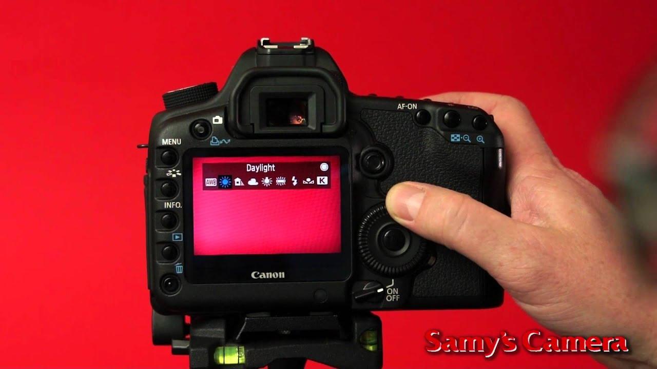 canon 5d mark iii manual focus