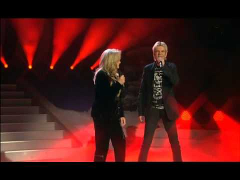 Bonnie Tyler & Matthias Reim - Die wilden Tränen (Salty Rain) 2011