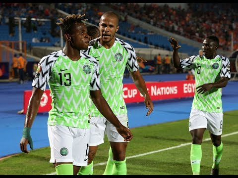 Nigeria and South Africa 2-1 🔥 MATCH Goals & HighLights 🏆 Africa Cup of Nations 2019