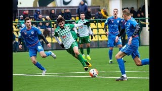 Zalgiris Vilnius vs NFA Kaunas full match