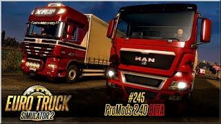 "Euro Truck Simulator 2 - #245 ""ProMods 2.40 BETA"""