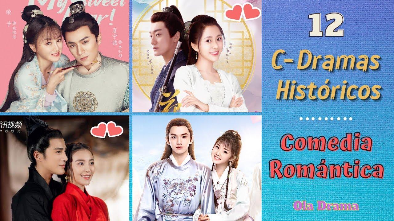 Download Historical  C-Dramas | 12 Dramas Chinos  Históricos De Comedia y Romance