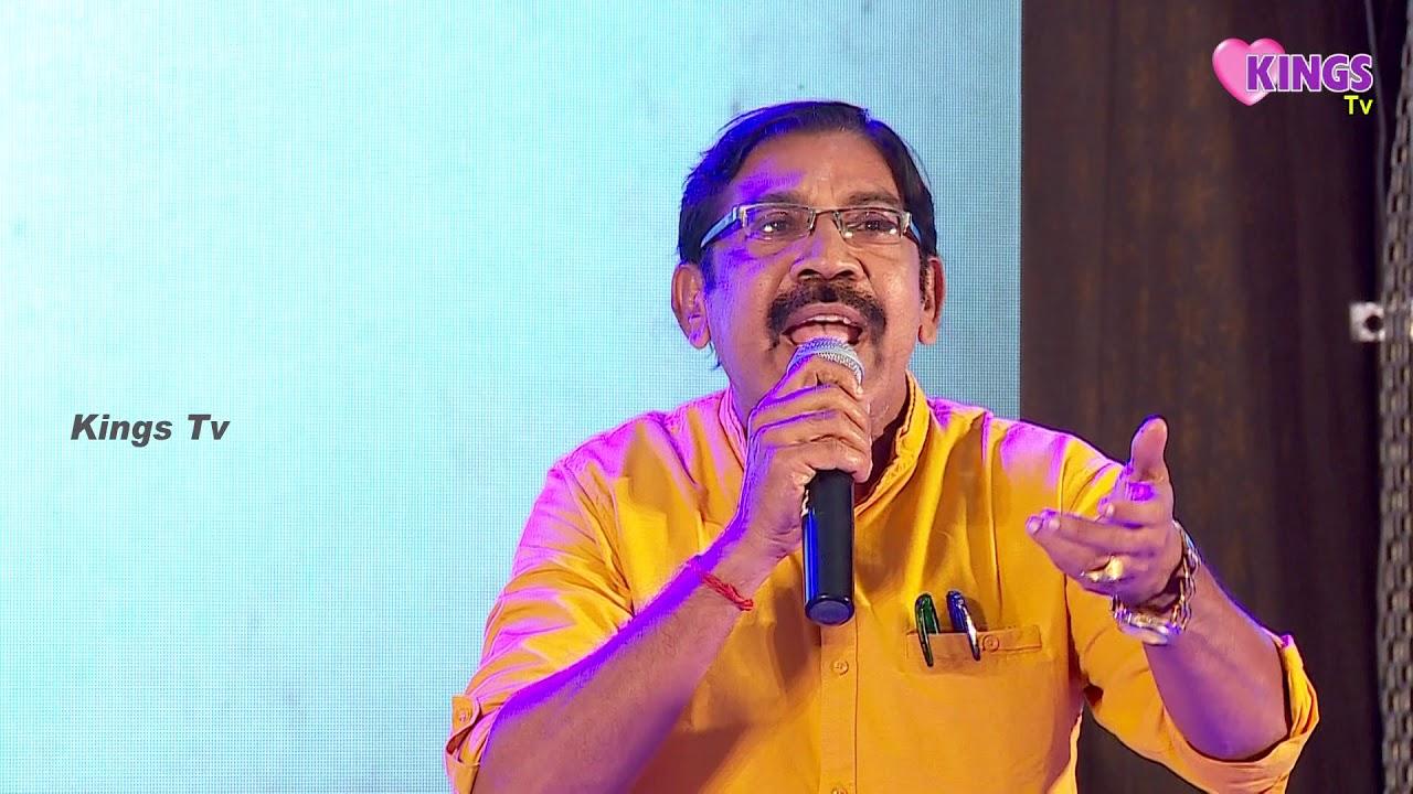 Download Enge Andha Vennila Song in Thoothukudi Live Show Singing Advocate Sekar