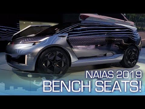 GAC Entranze Concept: Human Centric - NAIAS 2019