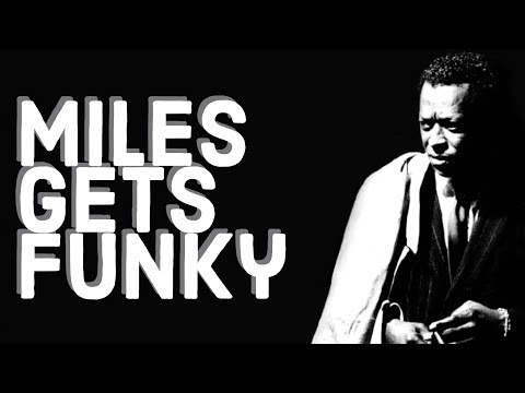 Miles Davis Gets Funky with Keith Jarrett