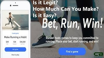 RunBet Review - Is it Legit or a Scam? How Much Money Can You Make? Is it Easy?