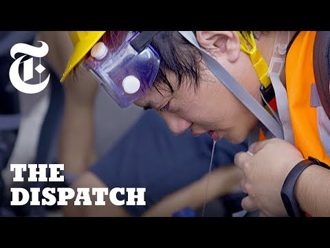 Inside the Secret Network Helping Protesters Flee Hong Kong | The Dispatch