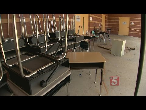 Elementary School In Murfreesboro Damaged By Vandals