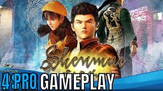 Shenmue | PS4/PRO | Gameplay & First Impressions!!!!