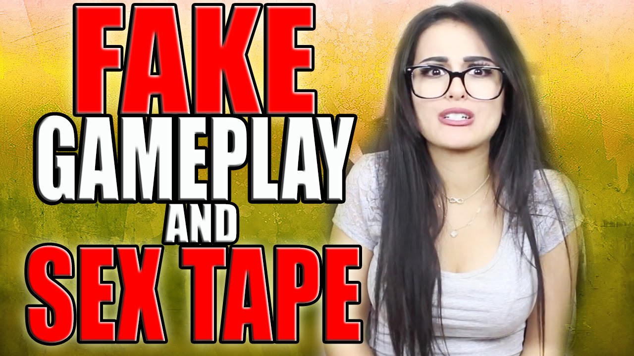 Fake Gameplay And S3X Tape - Youtube-5302