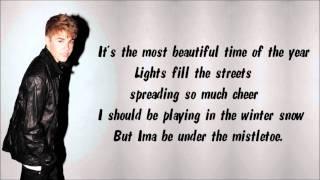 Justin Bieber - Mistletoe Karaoke instrumental