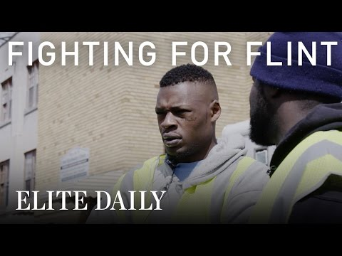 Former Flint Convict Helps Community Through Water Crisis [Fighting For Flint]