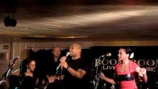 "City Funk Orchestra - ""Never Too Much"" - The Boom Boom Club, Sutton - 15-02-2013"
