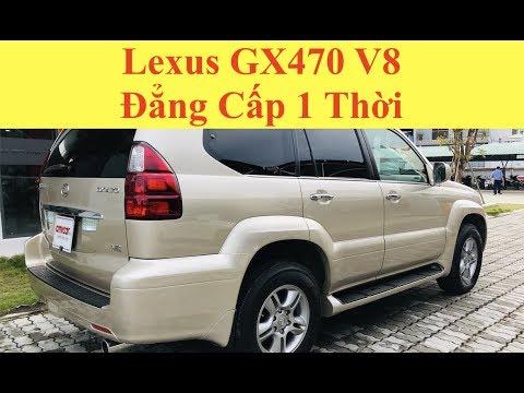 (ĐÃ BÁN) Tiền Tỷ Có Khác Lexus GX470 V8 Đẳng Cấp Một Thời