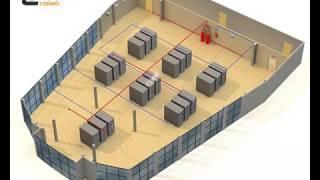Работа Системы Газового Пожаротушения ГПТ(Принцип работы с визуальным отображением ключевых моментов., 2016-02-19T13:01:54.000Z)