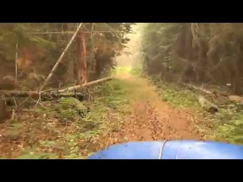 Montreal Lake Wildfires 2015 part 1