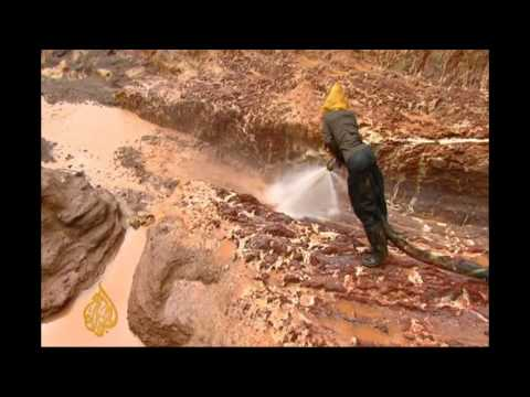 Suriname witnesses new gold rush