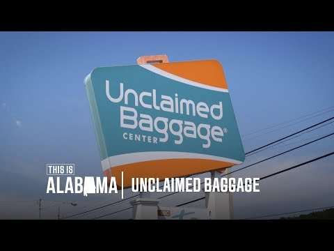 Brooke Taylor - A Thrift Store Where You Can Buy Peoples Unclaimed Baggage Exists
