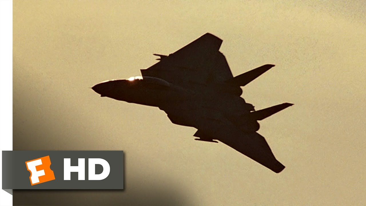 Top Gun (4/8) Movie CLIP - Buzzing the Tower (1986) HD - YouTube #coffeeBreath
