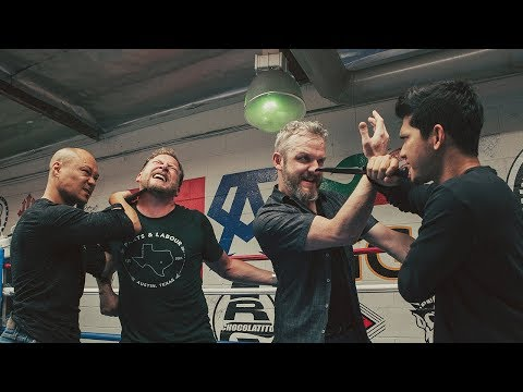 Fight Choreography With Iko Uwais & Sam Looc