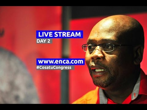 LIVE: Can Cosatu congress resolve rifts? Day 2