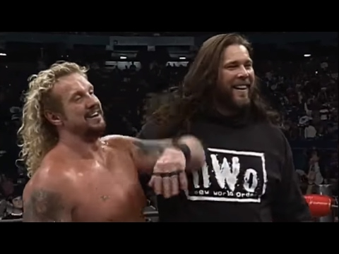 Download Youtube: Diamond Dallas Page rejects the New World Order's invitation: Nitro, January 13, 1997