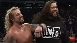 Diamond Dallas Page rejects the New World Order's invitation: Nitro, January 13, 1997