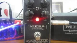 อ.โอ๋รีวิวเอฟเฟคกีตาร์ Mesa Boogie Throttle Box Distortion Effect