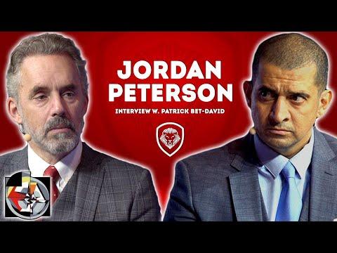 Jordan Peterson Emotional Interview with Patrick Bet-David