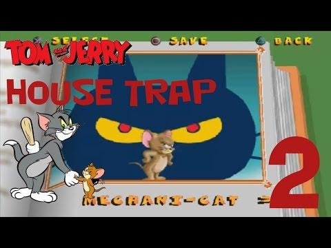Let's Play Tom und Jerry House Trap # 2 -...