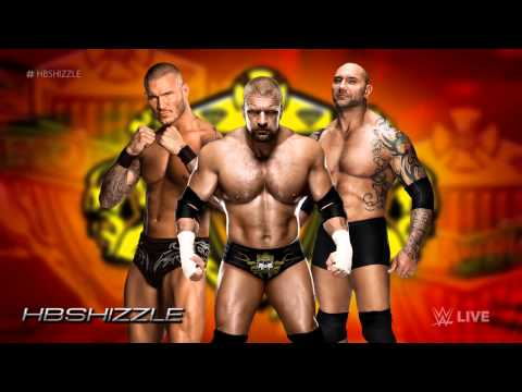 2014: Evolution 6th WWE Theme Song -