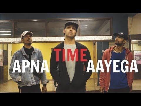 APNA TIME AAYEGA DANCE ROUTINE   GULLY BOY   RANVEER SINGH, ALIA BHATT