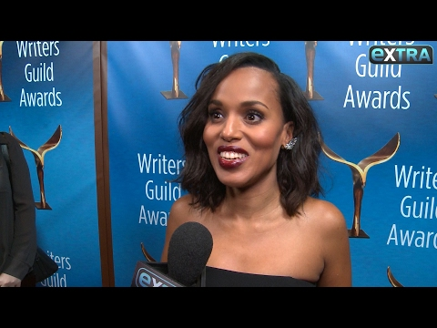Kerry Washington on 'Deadpool 2' Rumors and 100th 'Scandal' Episode