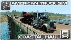Coastal Haul - Oregon DLC (American Truck Simulator)