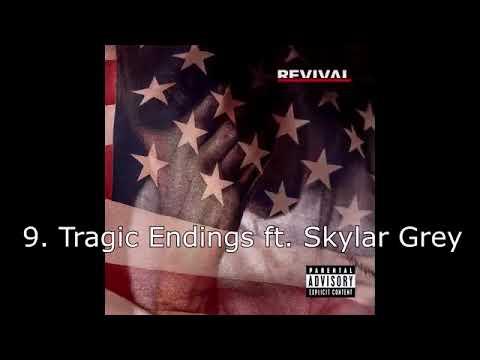 EMINEM-Tragic Ending(feat . Skyler Grey)official Song Revival