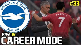 Theatre Of Dreams? More Like Theatre Of Nightmares... | FIFA 19 Career Mode #33