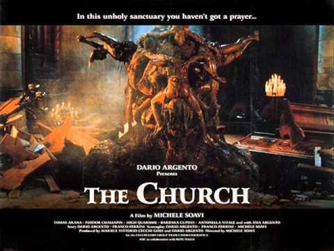 Keith Emerson - The Church