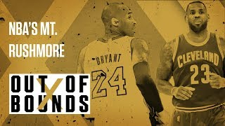 LeBron, Jordan, Kobe — Who's Better? | Out of Bounds