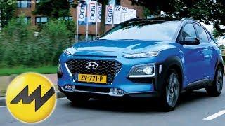 Hyundai Kona Hybrid 2019 Verbrauchsfahrt | Motorvision