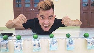 PHD | Thử Thách Ăn Chanh | Lemon Fruit
