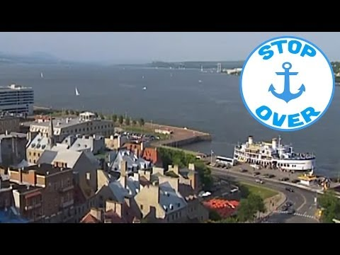 The Saint Lawrence, a river and its people, on board the Echo des mers (Documentary)